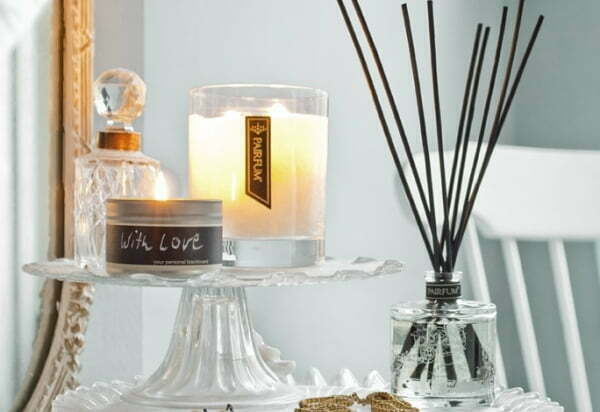 Couture home perfumes