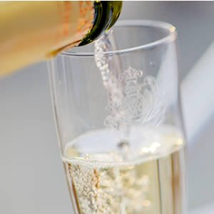 VIP Prosecco at Harrogate from PAIRFUM