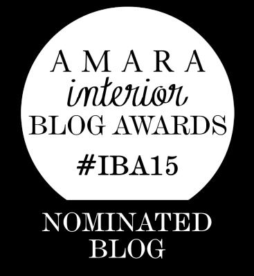 2015 Amara Interior Blog Award best luxury blog perfume home fragrance skin care nominated blog