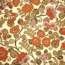 PAIRFUM 70s trend floral pattern room fragrance red flowers