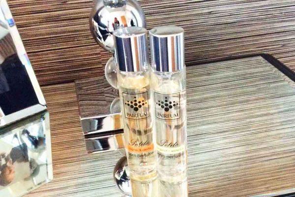 Pairfum Petite Perfume Room Spray On Modern Bedside Table