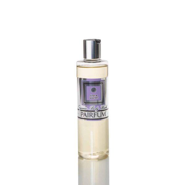 Pairfum Organic Body Wash Oil Linen Lavender