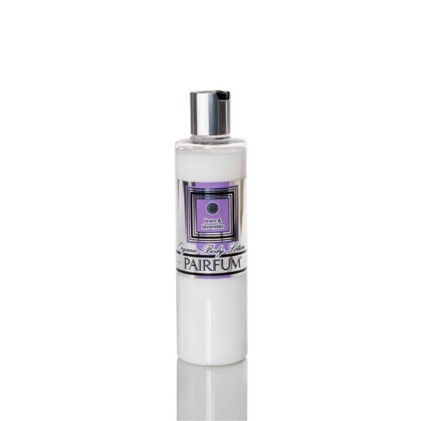 Pairfum Prebiotic Organic Body Lotion Linen Lavender