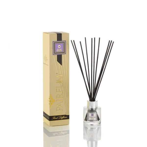 Pairfum Reed Diffuser Tower Petite Signature Linen Lavender