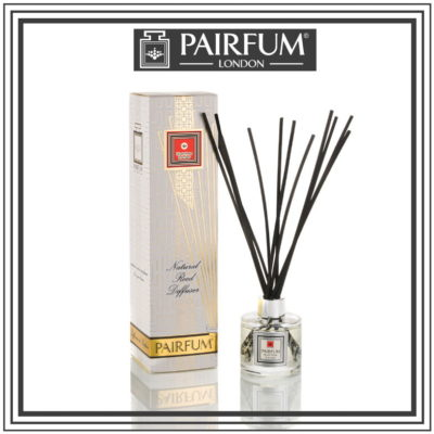 Pairfum Reed Diffuser Classic Tower Blush Rose Amber