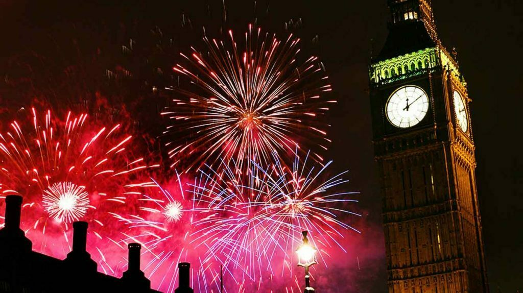 Pairfum London Fireworks Perfume Happy New Year