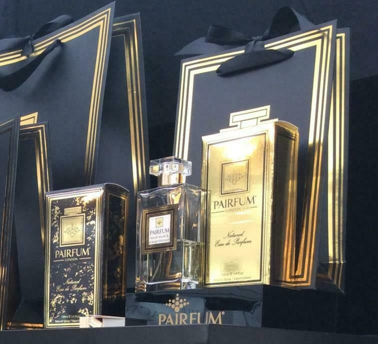 PAIRFUM World's First Perfumer Eau de Parfum: KNOW YOUR PERFUME PERSONALITY