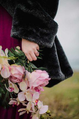 Pairfum Home Fragrance Rose Scented Candle Gul Kurtaran
