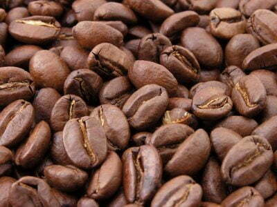 Roasted Coffee Bean Aroma Perfume Nose