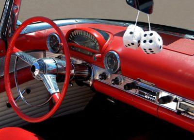 Classic Car Interior 1
