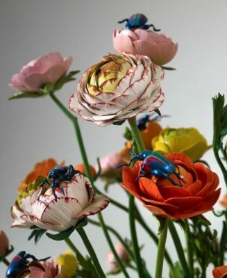 Homo Faber Craftsmanship Exhibition Venice Flower
