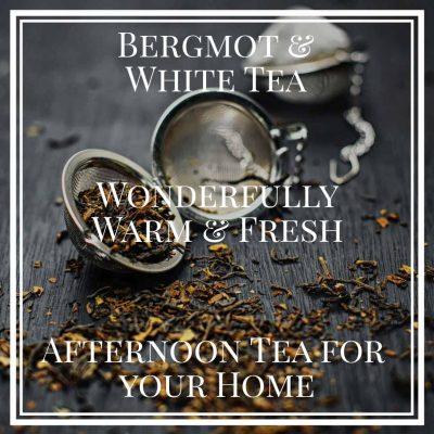 Bergamot White Tea Afternoon Home Fragrance London Pairfum