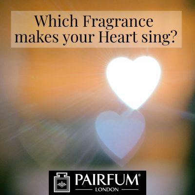 Pairfum London Fragrance Heart Sing