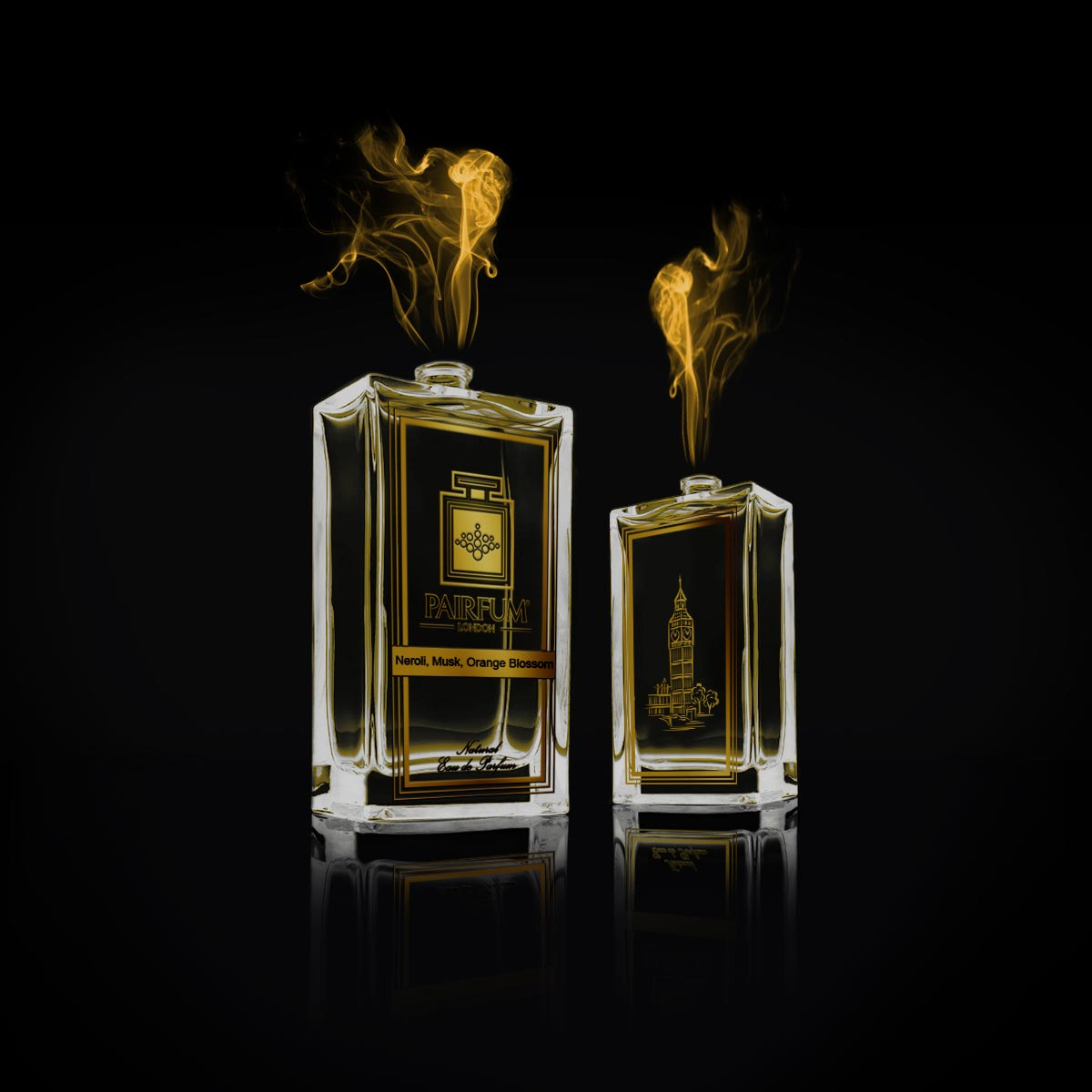 Pairfum Natural Artisan Eau De Parfum Intense Gold Flair