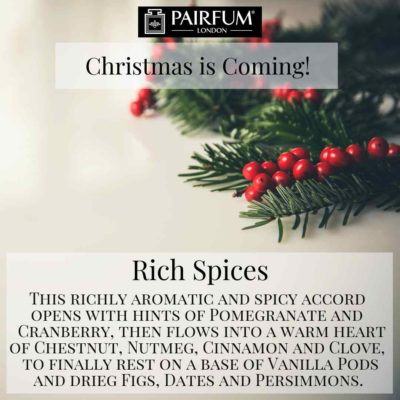 Christmas Coming Pairfum Fragrance Wreath Berry Spruce @JohnLewis