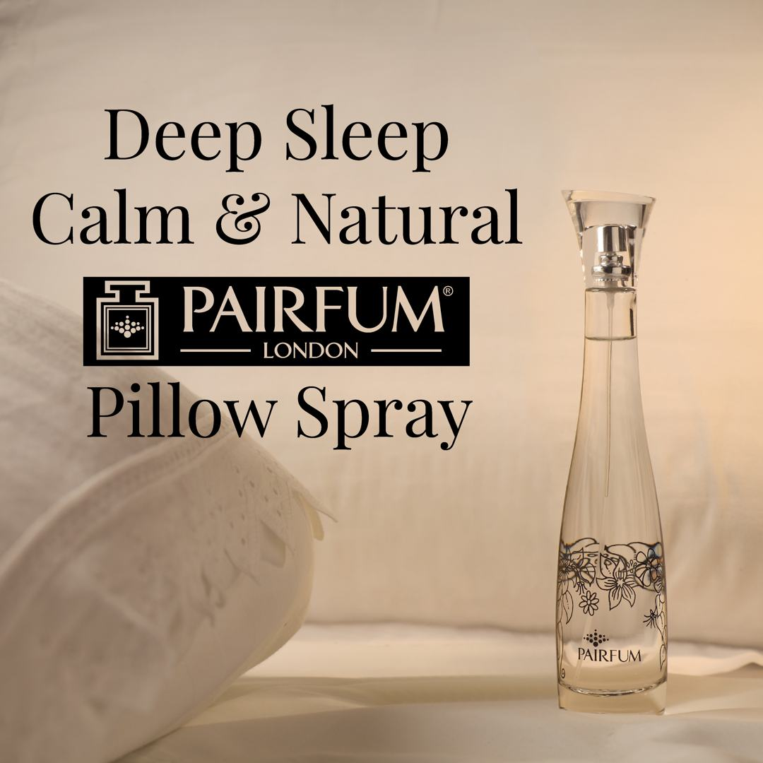 Deep Sleep Calm Natural Pillow Spray Pairfum London