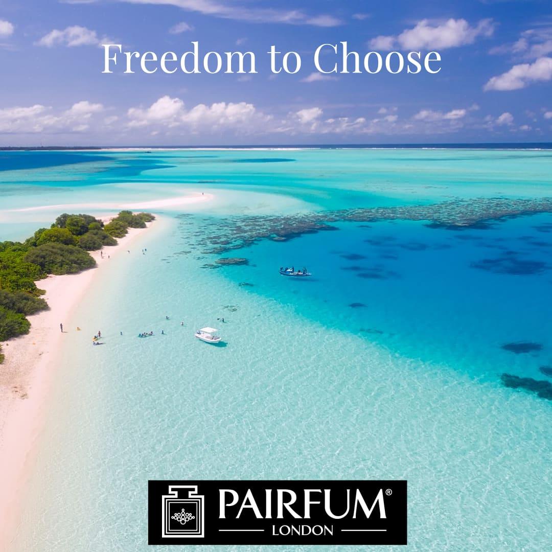 Freedom To Choose Sea