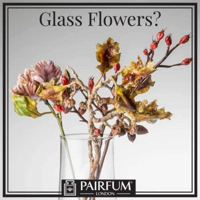 Lilla Tabasso Glass Flowers Homo Faber Pairfum London