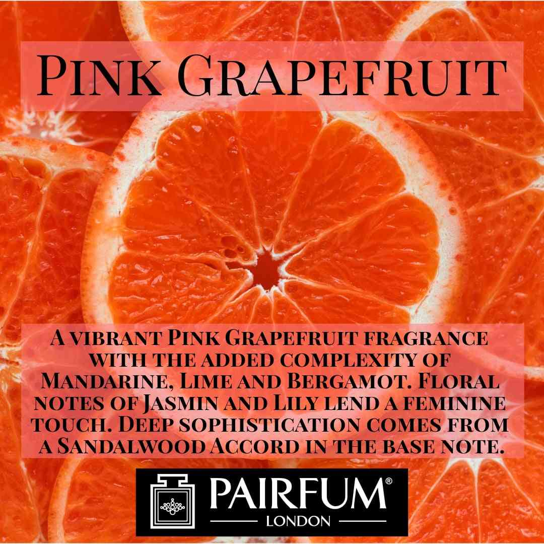 Pairfum London Pink Grapefruit Vibrant