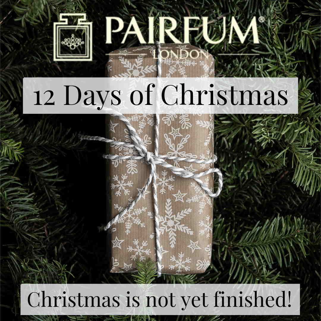 12 Days Of Christmas Is Not Yet Finished