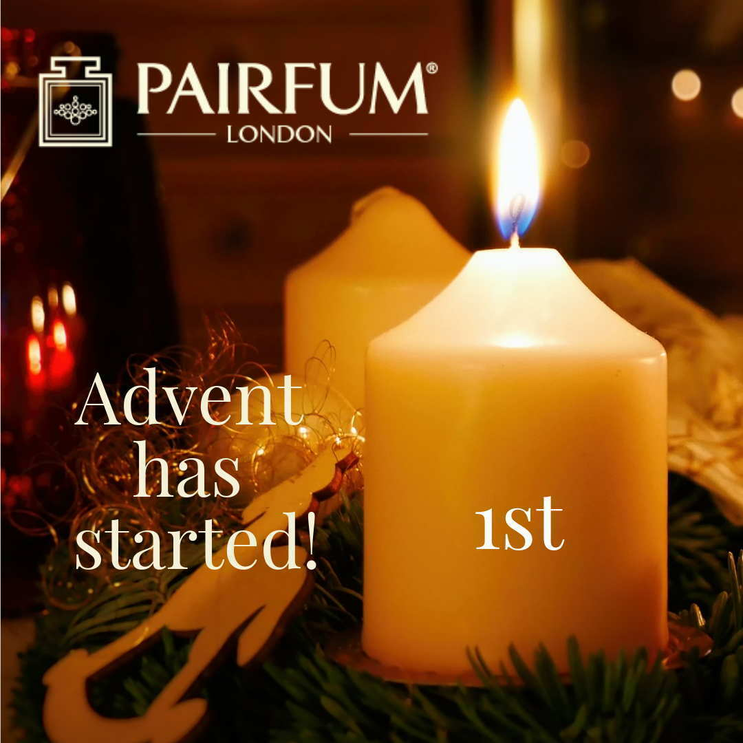 Advent Start Christmas Candle Light London