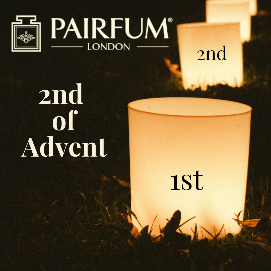 Christmas 2nd of Advent Calendar Candle Fragrance
