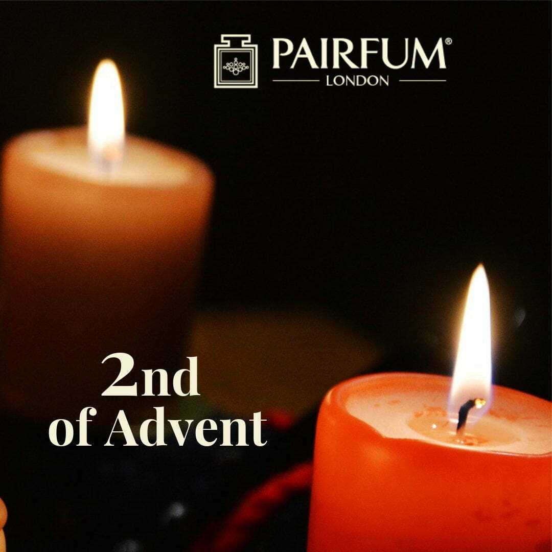 Christmas 2nd of Advent Calendar Candle Perfume