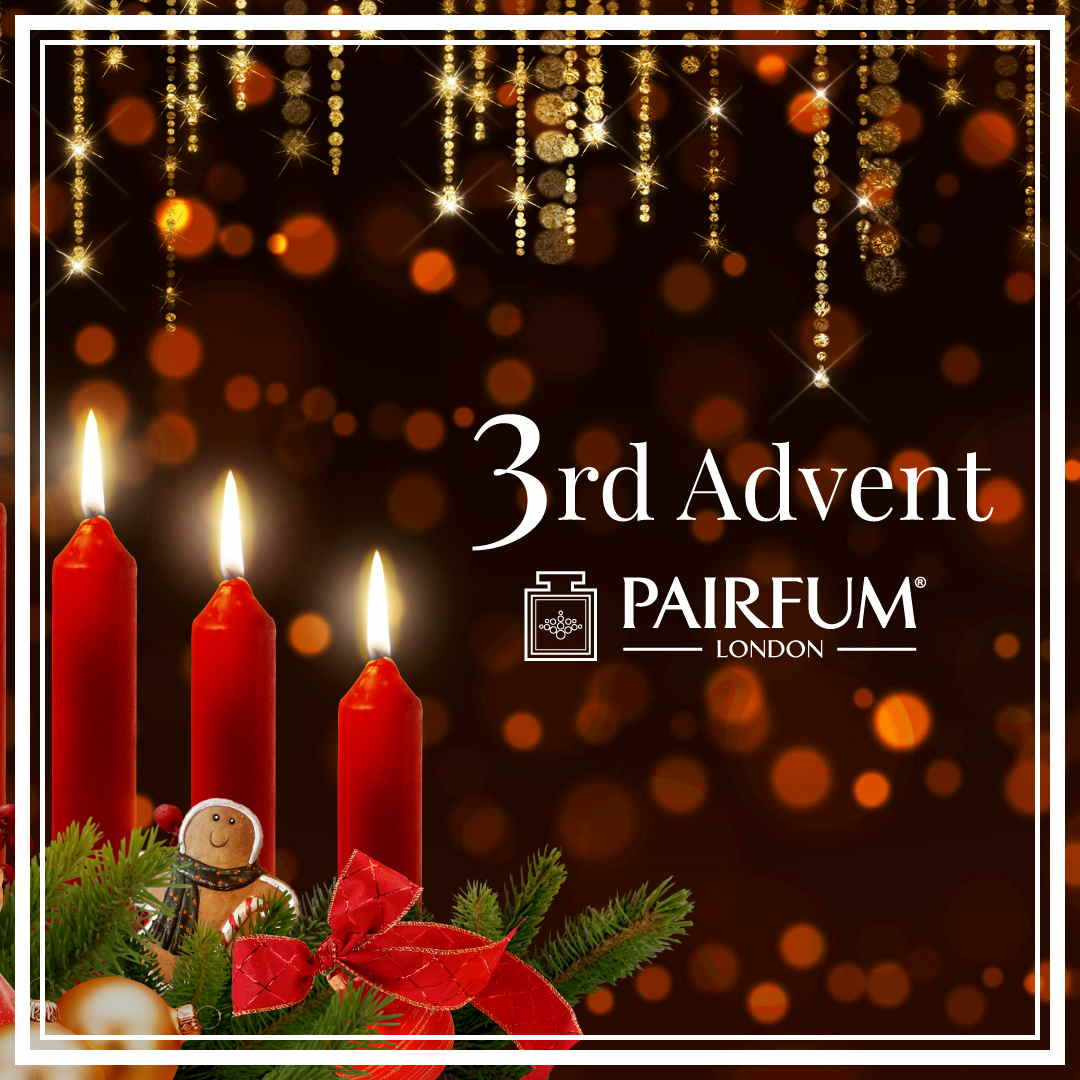 Christmas 3rd of Advent Calendar Candle Scented