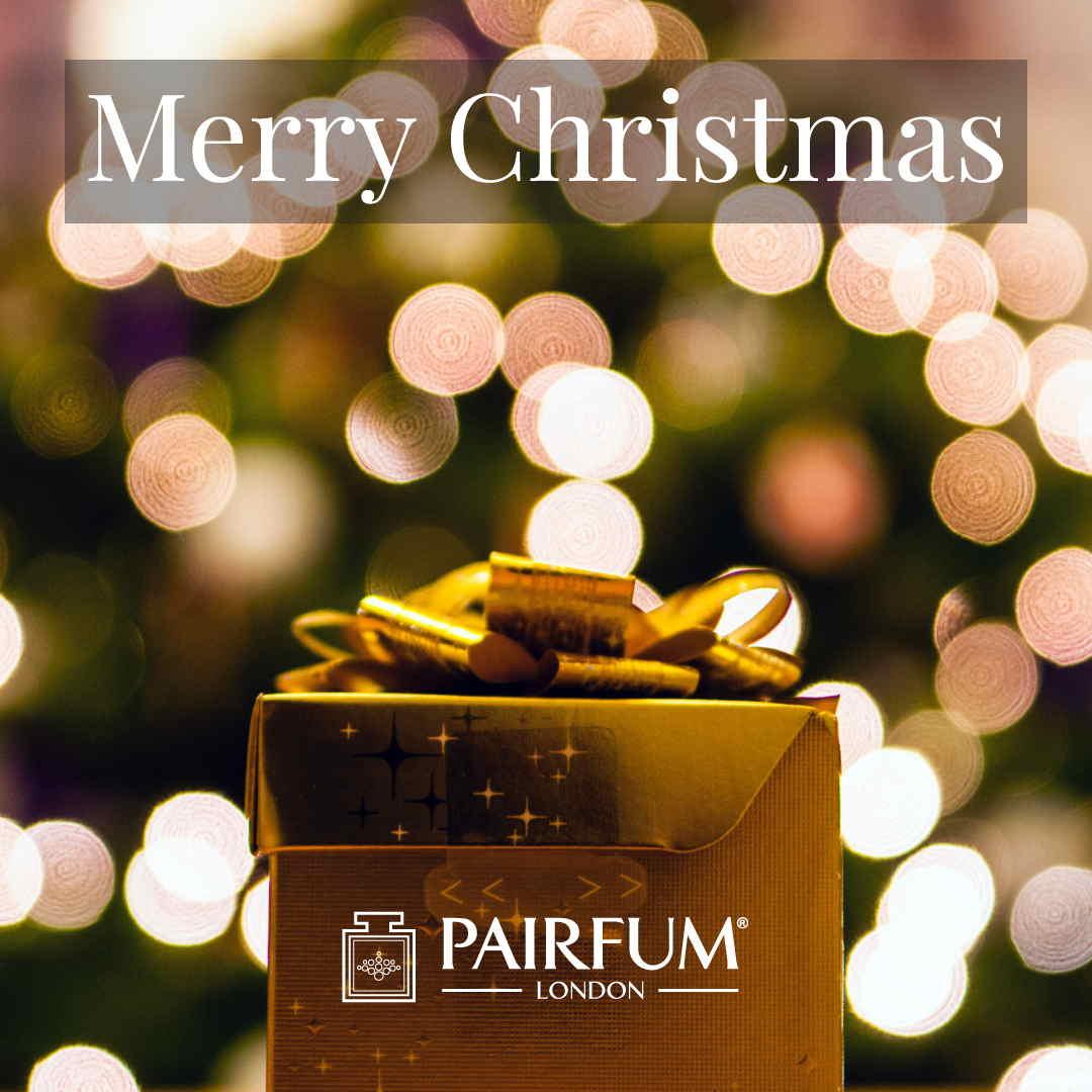 Merry Christmas Gift Pairfum London Perfume