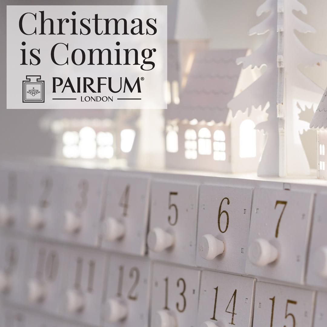 Pairfum London Christmas Coming Calendar 07
