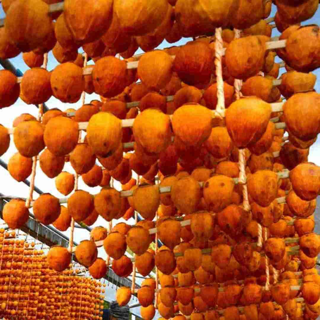 Persimmon Drying Season Japan Christo New York Fragrance 9
