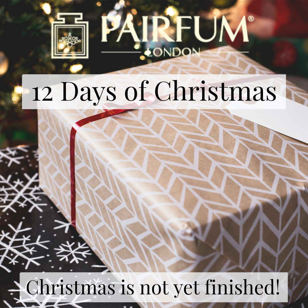 Twelve Days Of Christmas Is Not Finished