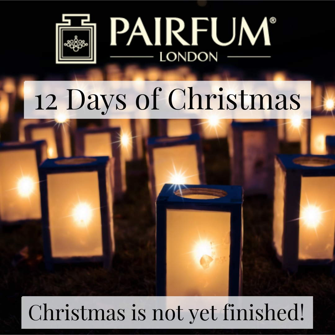 Twelve Days Of Christmas Is Not Yet Finished 12