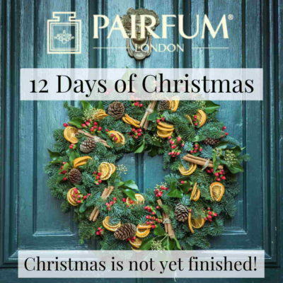 Twelve Days Of Christmas Is Not Yet Finished