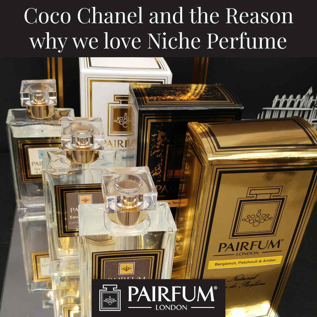 Coco Chanel Reason Why Love Boutique Fragrance