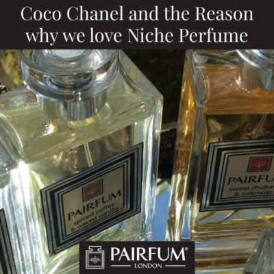 Coco Chanel Reason Why Love Niche Perfume