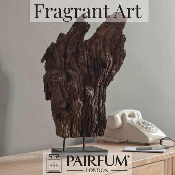 Driftwood Diffuser Fragrant Art Pairfum London
