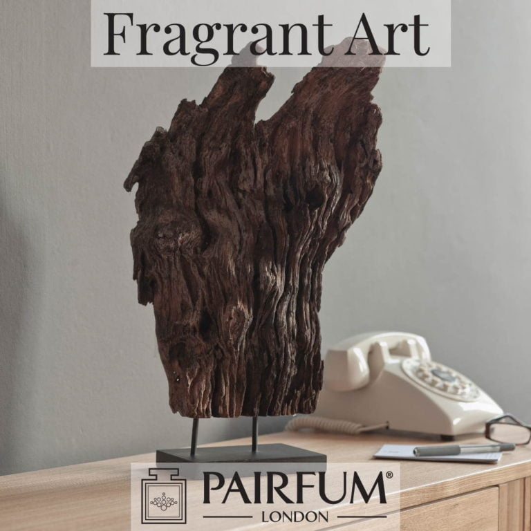 Driftwood Diffuser Fragrant Art Pairfum London