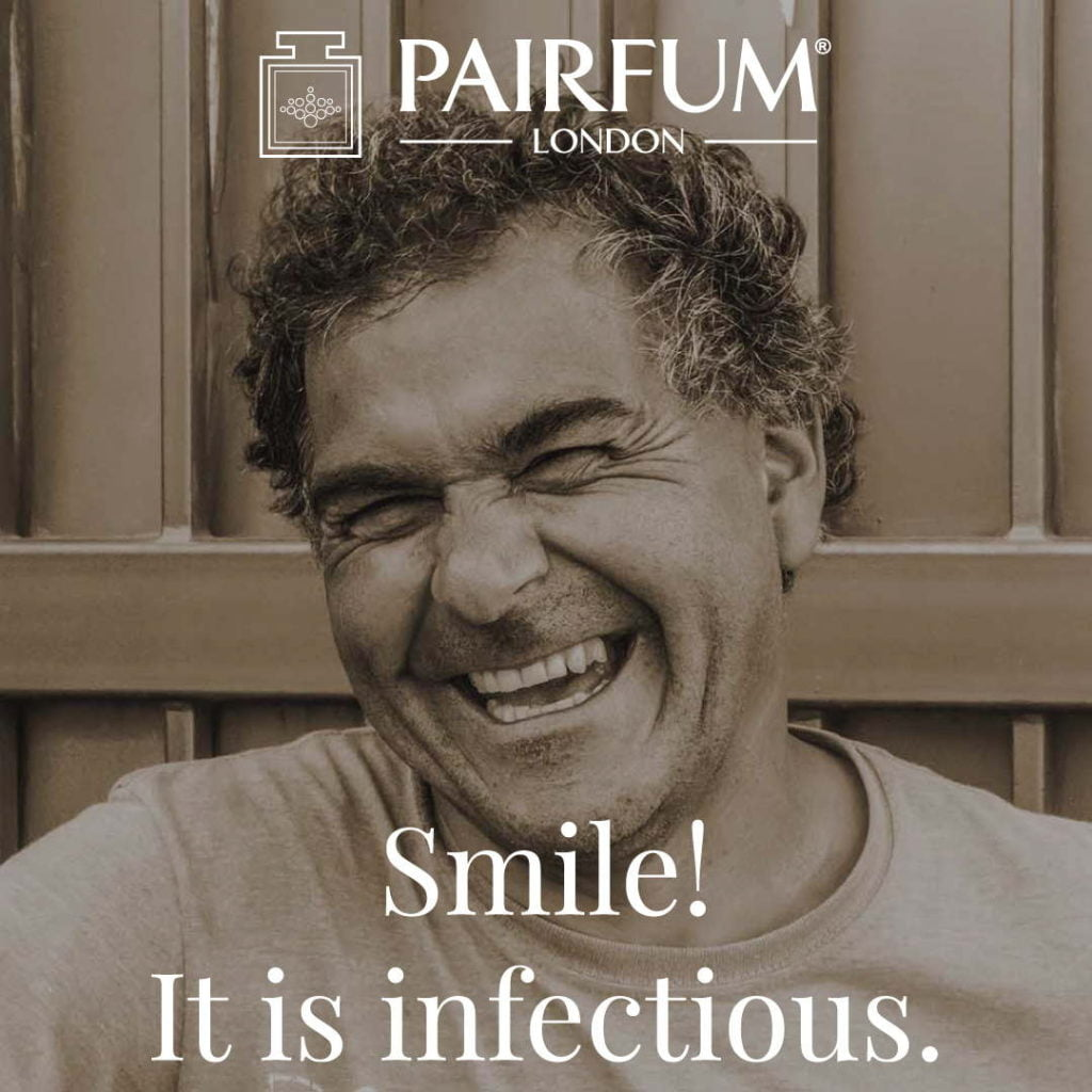 Man Smile Infectious Perfume Happy