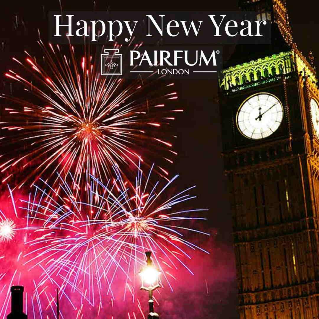 Pairfum London 2019 Happy New Year