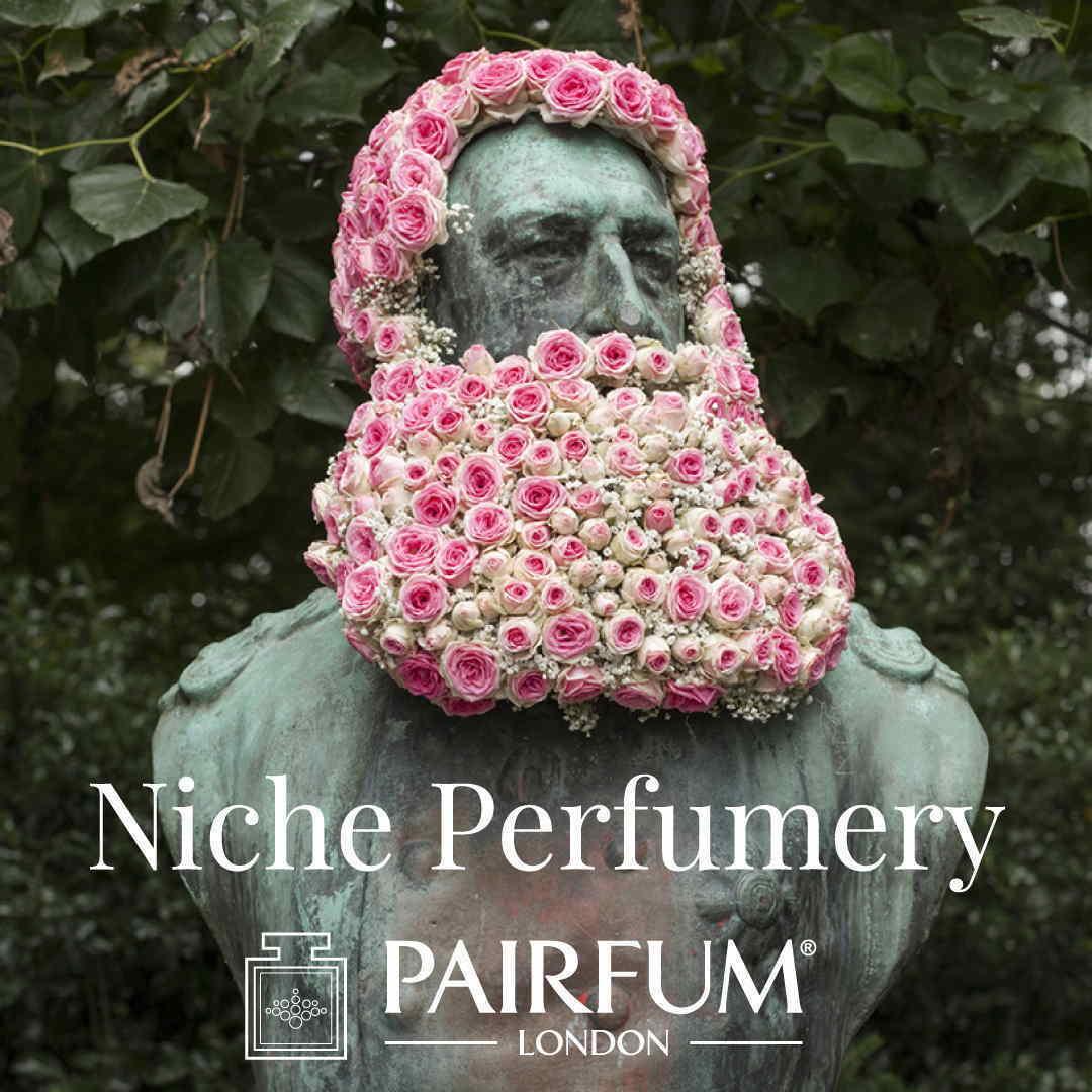 Pairfum London Niche Perfumery Flower Head