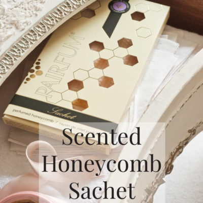 Scented Honeycomb Sachet Pairfum London