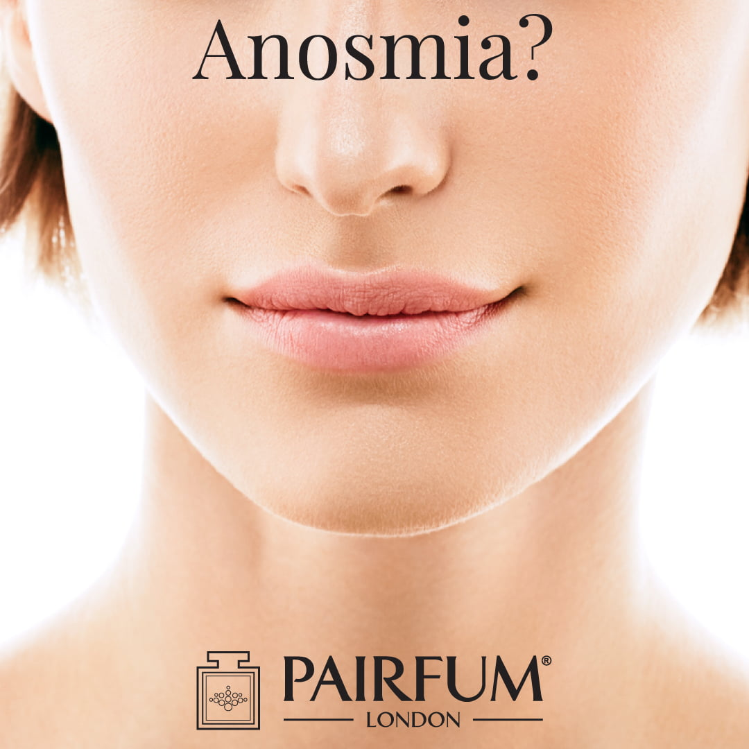Anosmia Day Woman Nose Fragrance Scent