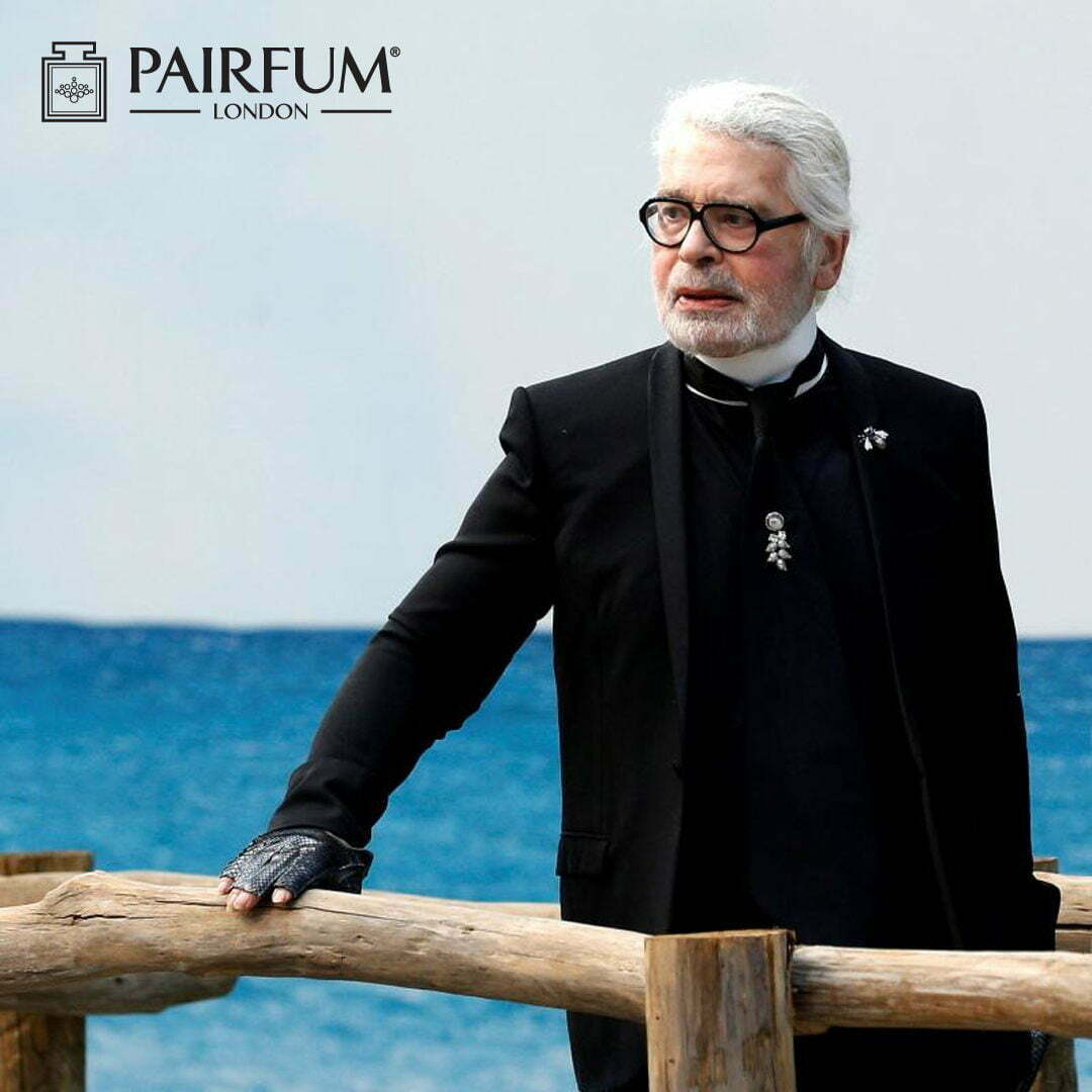 Pairfum Karl Lagerfeld Quote Memorable Fashion Design Fragrance