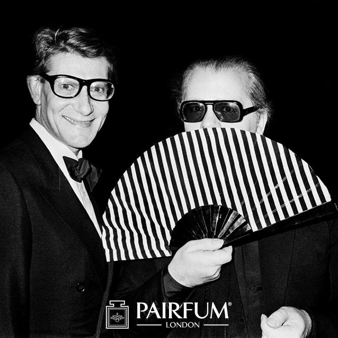 Pairfum Karl Lagerfeld Yves Saint Laurent Fan