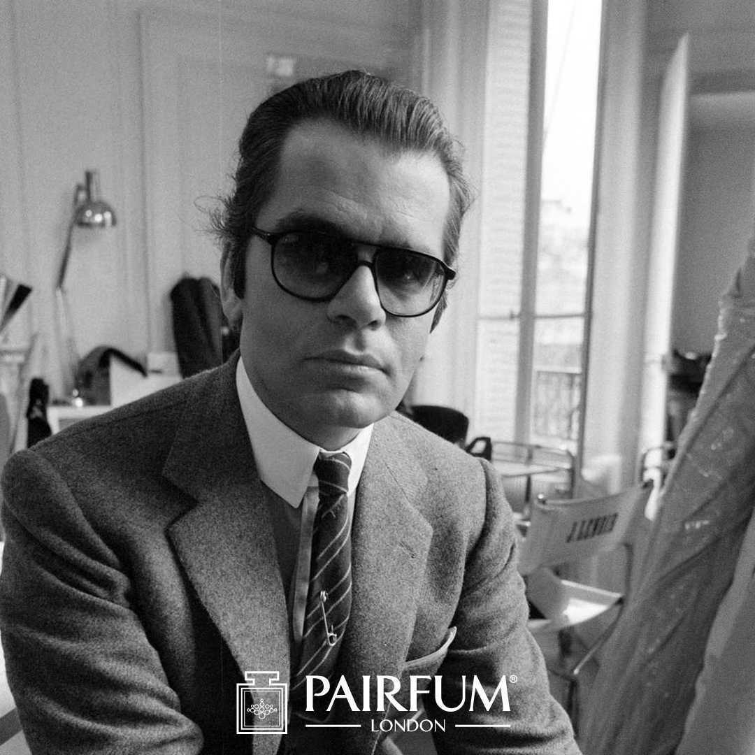 Pairfum Young Karl Lagerfeld Fashion Design Fragrance