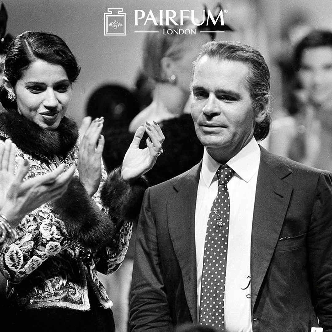Pairfum Young Karl Lagerfeld Fashion Design Perfume
