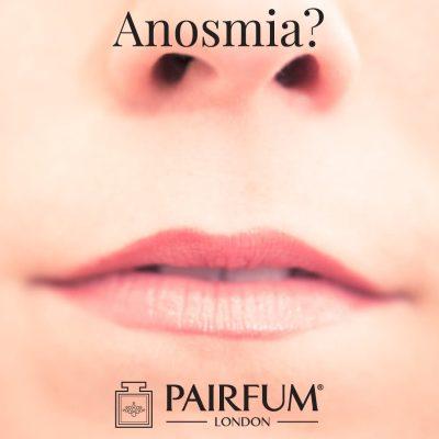 Woman Nose Perfume Anosmia Scent