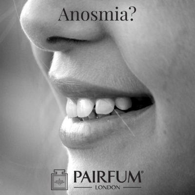 Woman Smile Perfume Nose Anosmia