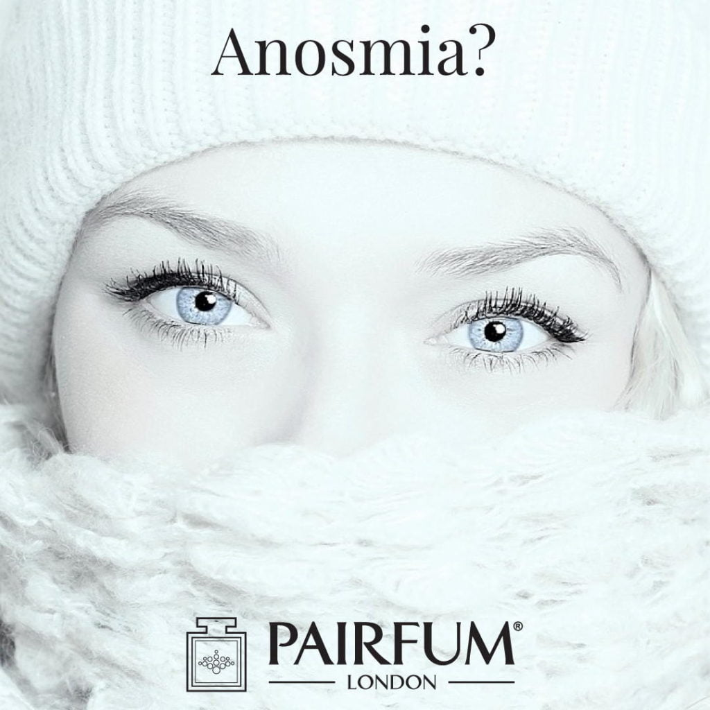 Women Anosmia Day Nose Perfume